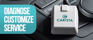 Carista OBDII Dongle For Your Audi