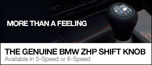 BMW ZHP and Performance Shift Knobs