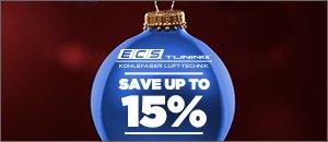 Audi B8 A4 2.0T Holiday Sale - ECS Intakes