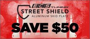 VW MK6 Jetta ECS Skid Plates $50 Off - 5 Days Only