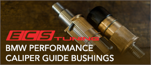 ECS Caliper Guide Bushings
