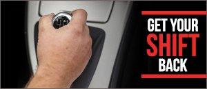BMW E9X AWD Delrin Shifter Bushings