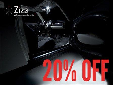 Ecs News Ziza Leds On Sale R55 Mini Cooper Clubman