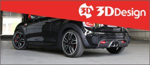 3D Design Components for your MINI F55 - F57 Gen 3