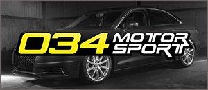 Audi 8V A3/S3 034Motorsport Drivetrain Mounts