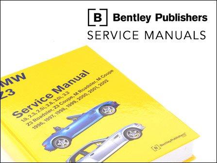 ecs news bmw z3 bentley publishers service manuals rh ecstuning com bentley bmw z3 service manual BMW Z8