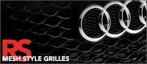 ECS RS Style Mesh Grilles Audi B8