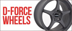 D-Force Wheels for your BMW