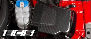 Audi B9 A4 Carbon Fiber ECU Cover