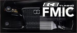 ECS Luft-Technik Intercooler System   Audi B8 2.0T