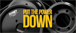 Turner Motorsport Power Pulleys for the BMW S85 V10