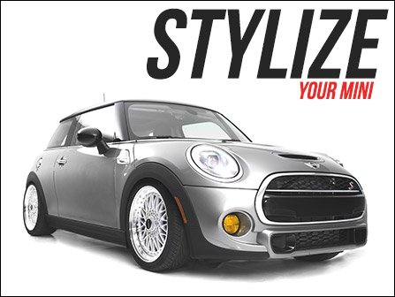 Alzor Wheels For Your Gen 3 F56 Mini Cooper