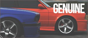 "BMW E30 3 Series ""is"" Side Skirt Kit"
