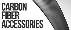 ECS Carbon Fiber Accessories for your Audi