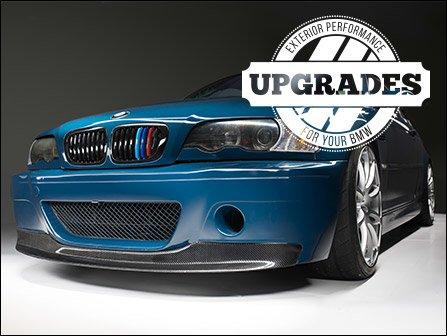 Rear Fender Support Brackets Fit BMW E46 3-Series M3 // Mtech II Conversion