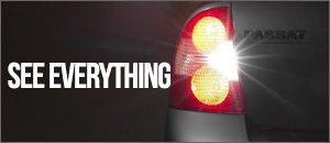 Ziza LED Rear Side Marker Lights & LED Reverse Lights