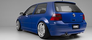 VW MK4 Golf Tail Light Upgrades