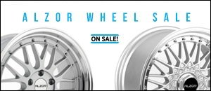 Alzor Wheel Sale Save 25%
