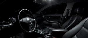 Audi B6 A4/S4 Ziza Interior Lighting - 30% off!