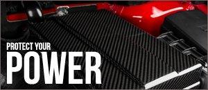 ECS Carbon Fiber Battery Cover Kit