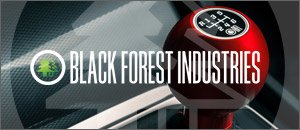 Black Forest Industries Available at ECS | VW MK4 Jetta