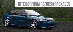 BMW E46 Interior Trim Refresh Packages