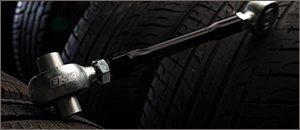 034Motorsport Density Line Adjustable Rear Toe Links