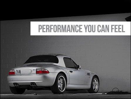 ECS News - Racing Dynamic Strut Braces for BMW Z3