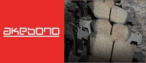 Akebono Brake Pads Audi B5 A4