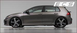 ECS Project VW MK7 Golf R Build List