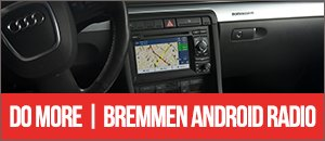 Bremmen Android Multimedia System | Audi