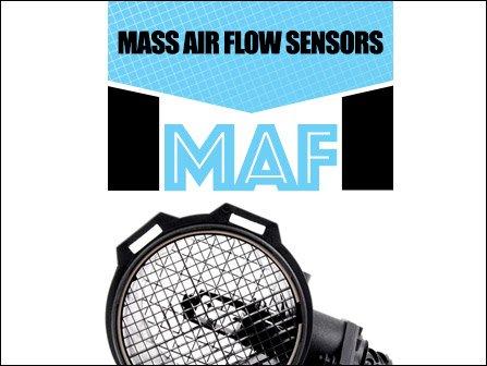 ECS News - BMW E39 M5 Mass Air Flow Sensors