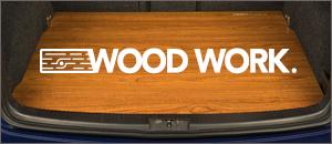 ECS Wood Trunk Floors for Your VW MK5