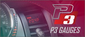 P3 Gauges Sale | F55-F57 MINI