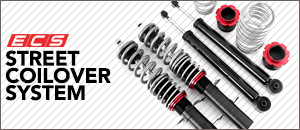 New ECS Street Coilover System For Your VW MK4
