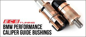 ECS Caliper Guide Bushings