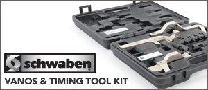 Schwaben BMW M62 Complete Vanos & Timing Tool Kit