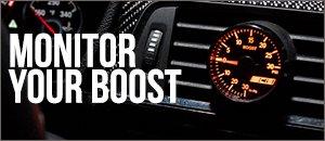 BMW F3X 3 and 4 Series ECS Vent Pod Boost Gauge