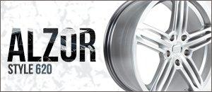 "Alzor 20"" Style 620 for your Audi/Porsche/VW"