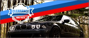 BMW Parts Clearance!