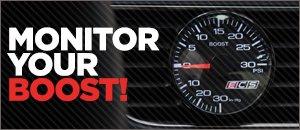 Audi B8 S4 - ECS Vent Pod Boost Gauge Kit