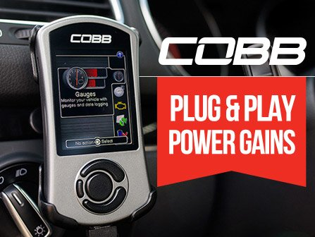 ECS News - Cobb Accessport V3 For Your VW MK7 GTI