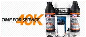 Build your own DSG Transmission Service Kit