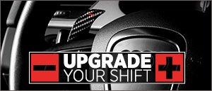 ECS Carbon Fiber Paddle Shifter Extension Set | Audi