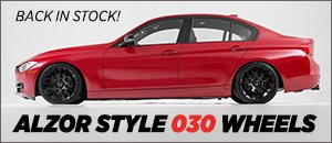BMW 5x120 Alzor 030 | Back In Stock