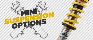 Suspension Options MINI F55-F57