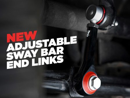 ECS News - NEW! ECS Adjustable Sway Bar End Links | MK4 &