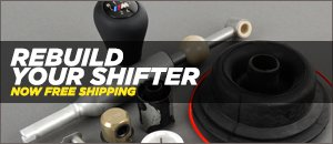 BMW E36 M3 Shifter Rebuild Kits