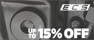 Up to 15% Off ECS Magnetic Oil Drain Plugs | VW