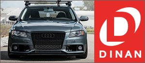 Dinan Performance Products for your Audi